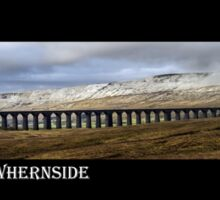 3 Highest Peaks Of The Yorkshire Dales Sticker