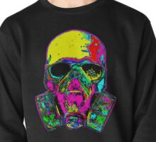 Toxic skull Pullover