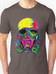 Toxic skull Unisex T-Shirt