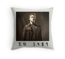 jd 1989 Throw Pillow