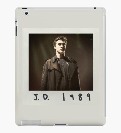 jd 1989 iPad Case/Skin