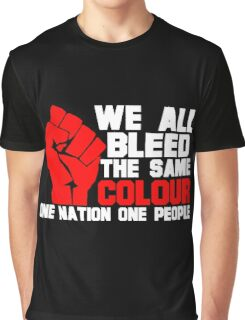 ONE NATION ONE PEOPLE-2 Graphic T-Shirt