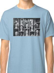 Facial Display Classic T-Shirt