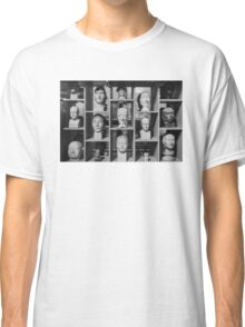 Facial Display Classic T-Shirt