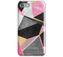 Geometry / Pink iPhone Case/Skin