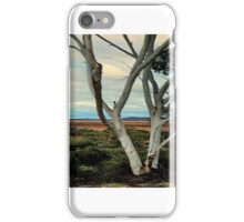 I stand tall in The Fitzgerald River Nation Park iPhone Case/Skin