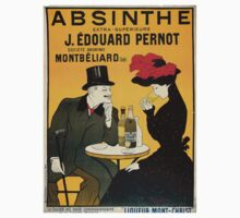 Vintage poster - Absinthe One Piece - Long Sleeve