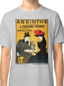 Vintage poster - Absinthe Classic T-Shirt