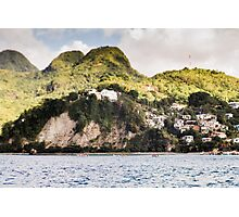 Saint Lucia Photographic Print