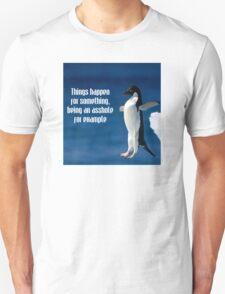 Wise penguin T-Shirt