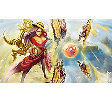 Irelia Vs. One Piece Photographic Print