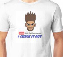 #check it out t shirt Unisex T-Shirt