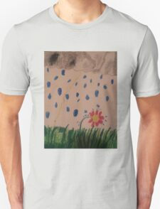 flower in the rain T-Shirt