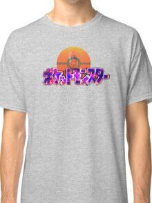 Vaporwave Pokemon Classic T-Shirt