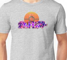 Vaporwave Pokemon Unisex T-Shirt