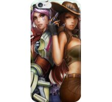 Vi & Caitlyn iPhone Case/Skin