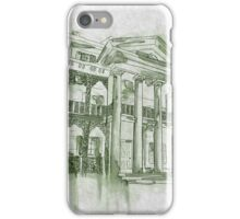 Beware Hitchhiking Ghosts iPhone Case/Skin