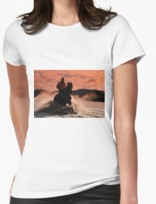 REINING Womens Fitted T-Shirt