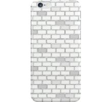 White Bricks iPhone Case/Skin