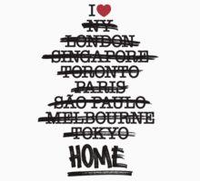 No Place Like Home by monsieurgordon
