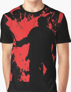 Icons of Horror - Jason Graphic T-Shirt