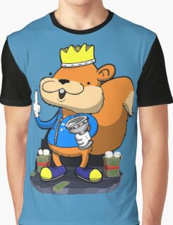 King of all the land! Graphic T-Shirt