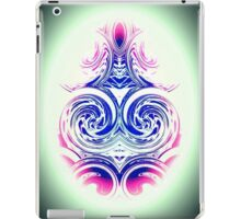 Rippled Spine iPad Case/Skin