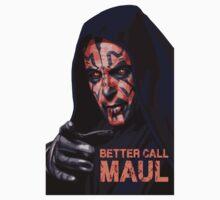 Better Call Maul by AlisterLockhart