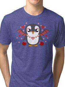 Love Bitesguin Tri-blend T-Shirt