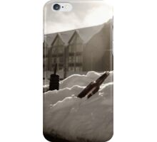 Canadian Water iPhone Case/Skin