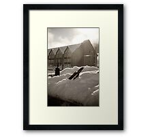 Canadian Water Framed Print
