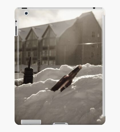 Canadian Water iPad Case/Skin