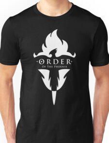 ORDER Of The Phoenix White Unisex T-Shirt