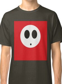 Shy Guy (Red) Classic T-Shirt