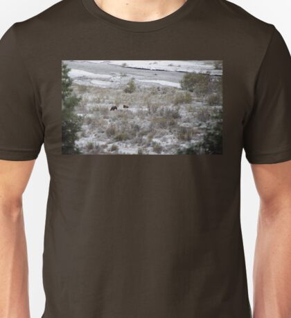 Grizzly Bears Unisex T-Shirt