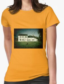 The Craig House II Womens Fitted T-Shirt