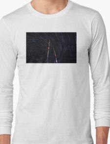 Space World Long Sleeve T-Shirt