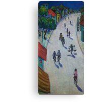 'Opal Road, Vietnam' Canvas Print