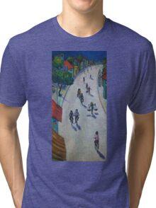 'Opal Road, Vietnam' Tri-blend T-Shirt