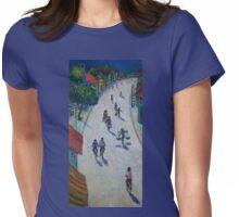 'Opal Road, Vietnam' Womens Fitted T-Shirt