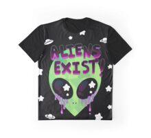 Aliens Exist! Graphic T-Shirt