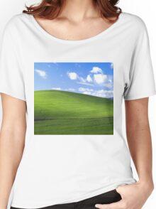 Windows hills Women's Relaxed Fit T-Shirt