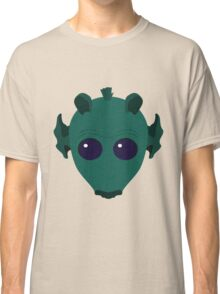 Greedo - Simple Classic T-Shirt
