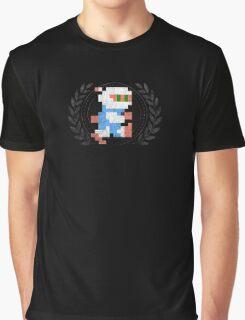 Bomberman - Sprite Badge Graphic T-Shirt