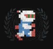 Bomberman - Sprite Badge by garudoh