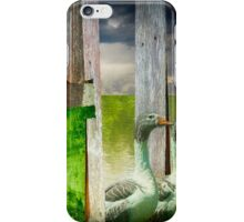 Gooses Two iPhone Case/Skin