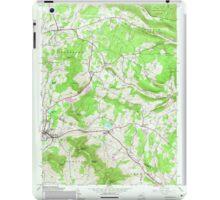 New York NY Stamford 139864 1945 24000 iPad Case/Skin