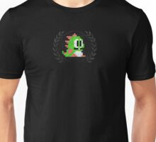 Bubble Bobble - Sprite Badge Unisex T-Shirt