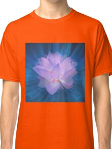 Galaxy Flower Classic T-Shirt