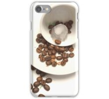 cup of Iced mint coffee iPhone Case/Skin